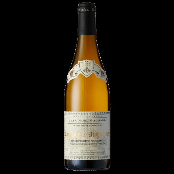 2014 Chassagne Montrachet, 1. Cru, Les Chenevottes, halvflaske - 37,5 cl